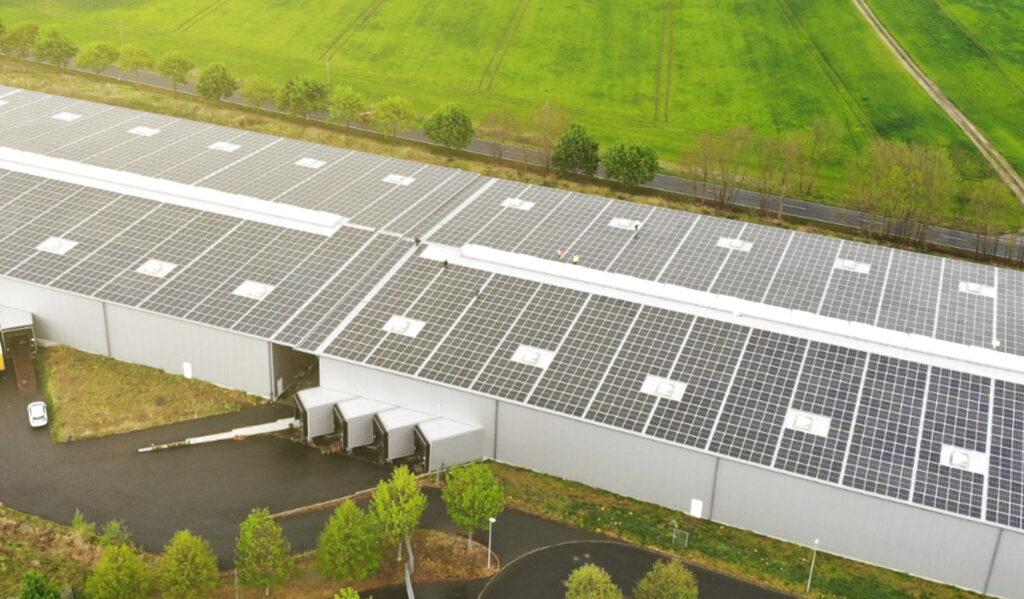 Suncatcher Asbestsanierung Solaranlage